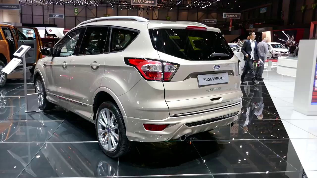 ford kuga vignale milano grigio youtube. Black Bedroom Furniture Sets. Home Design Ideas
