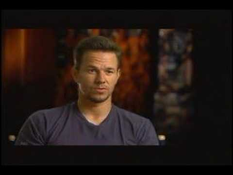 MARK WAHLBERG GREW UP WITH COPS AND ROBBERS