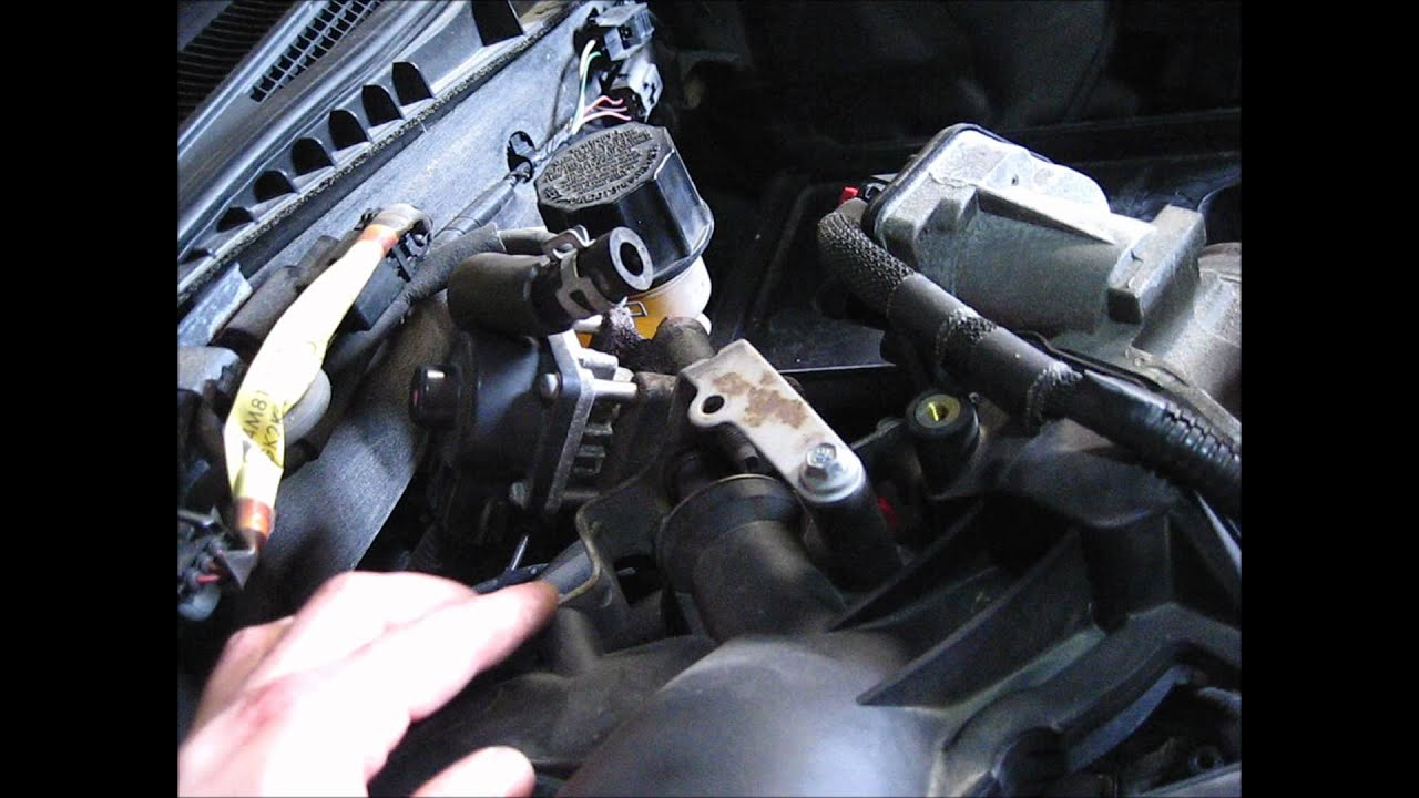 Porsche Boxster Oil Filterchanging Fuel Filter On A 996 C4 Youtube 2000 Mazda Mpv Transmission Free Engine