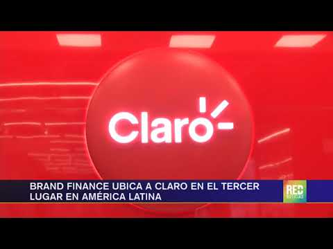 RED+ | Brand Finance ubica a Claro en el tercer lugar en América Latina