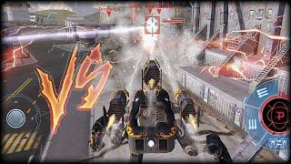 War Robots : Orkan Fujin Vs Tulumbas Fujin