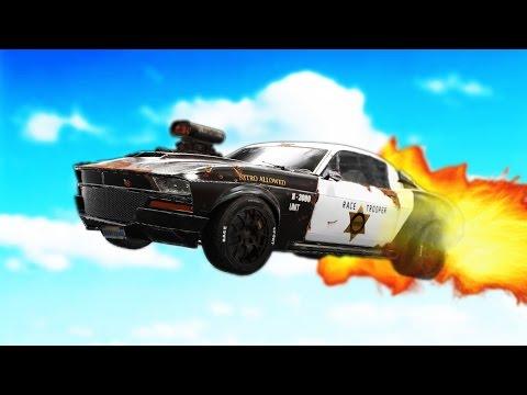 THE CAR CRASH OLYMPICS! - Flatout 4: Total Insanity |