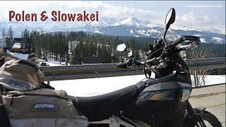 Polen & Slowakei mit dem Motorrad
