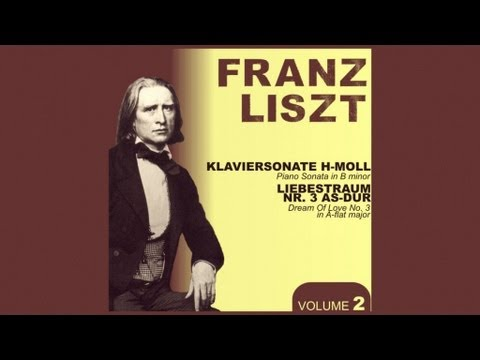 Franz Liszt -- Piano sonata in B minor: V. Allegro energico