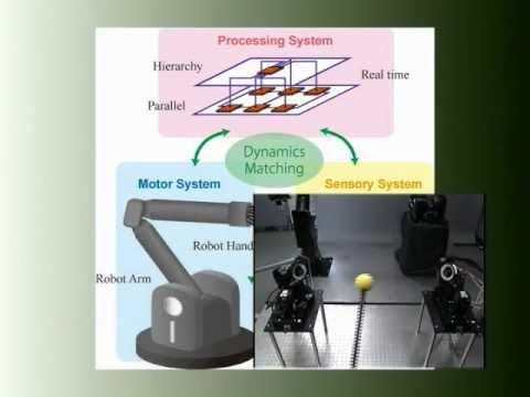 Ultra High-speed Robot Based On 1 KHz Vision System