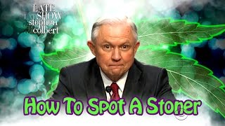 Jeff Sessions Stars In 'How To Spot A Stoner' Free HD Video