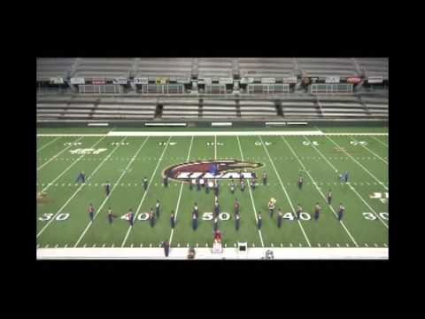 Franklin Parish High School Band 2015