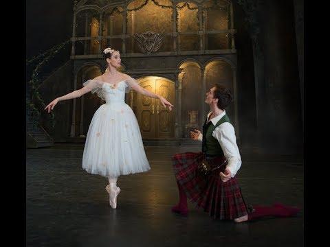 LA SYLPHIDE   Bolshoi Ballet in Cinema   Season 18-19