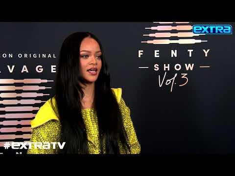 Rihanna Talks New Savage X Fenty Show, Plus: Would She Ever Host a 'Real Housewives' Reunion?