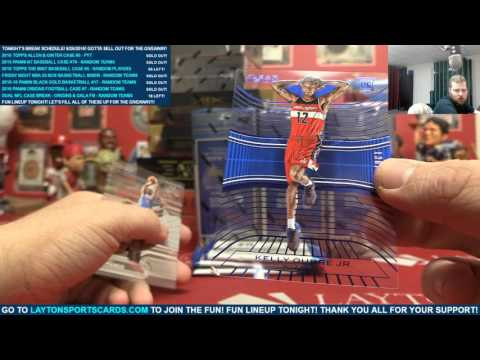 Friday Night NBA 20 Box Basketball Mixer...