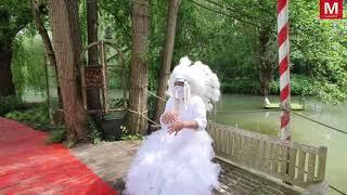 Crécy-la-Chapelle ► Pique-nique déguisé au Moulin Jaune : rencontre en exclu avec slava