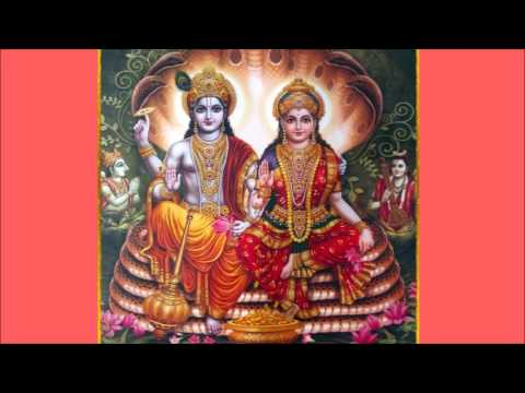 Role of Vishnu in the whole Existence