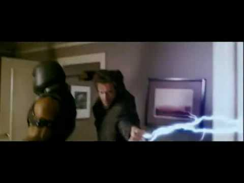 X Men 3/The Last Stand: Extended Fight Sequence At Jean Grey's House(Deleted Action Scene)
