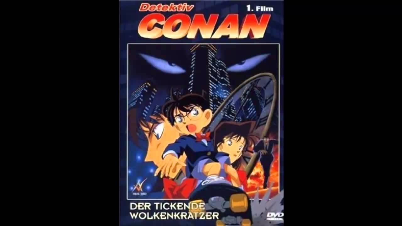 Detektiv Conan Der Tickende Wolkenkratzer