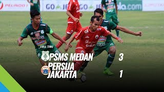Download Video [Pekan 3] Cuplikan Pertandingan PSMS Medan vs Persija Jakarta, 6 April 2018 MP3 3GP MP4