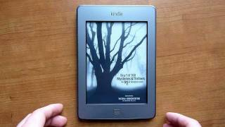 Электронная книга Amazon Kindle Touch - видео обзор(Интернет-магазин www.kindle.by представляет краткий видео обзор популярной электронной книги Amazon Kindle Touch., 2011-12-10T20:33:15.000Z)