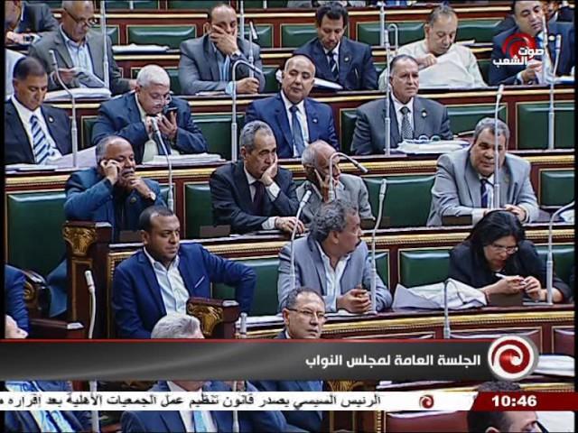 جلسة 2017⁄05⁄29׃ الجلسة العامة لمجلس النواب