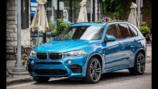 BMW X5 M 2018 Car Review