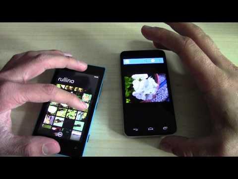 Nokia Lumia 520 vs Alcatel One Touch Star da TechZilla.it