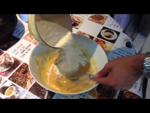gâteau-renversé-à-l'ananas---recette