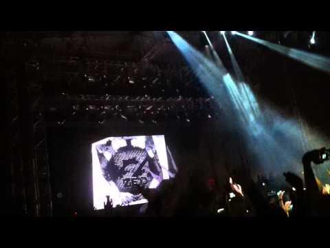 Zedd - Codec & Greyhound @Foro Coors Monterrey 2012