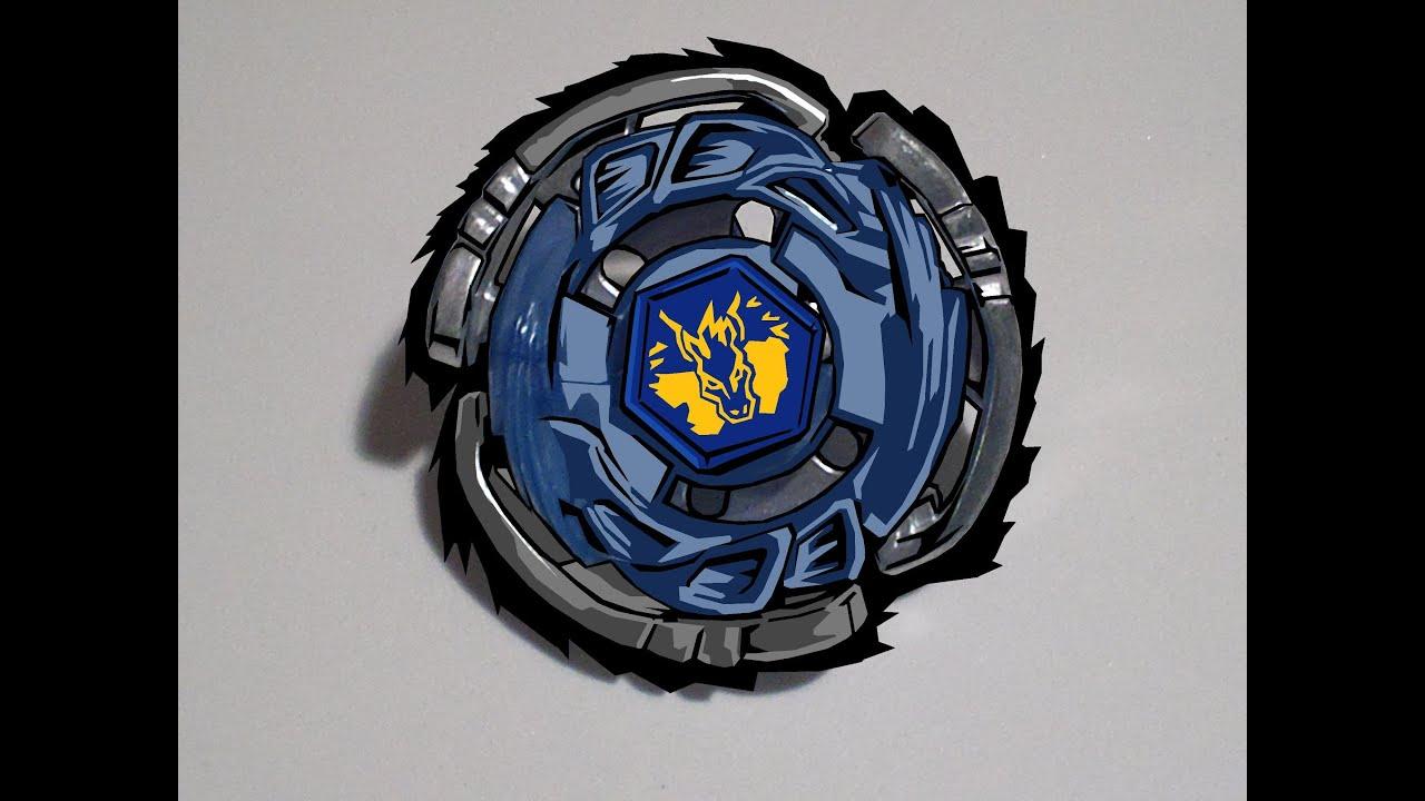 Beyblade cyber pegasus