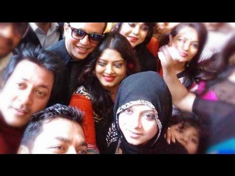 বাংলাদেশের জয়ে তারকাদের উল্লাস। Shabnur and others celebrate Bangladesh win over India 2015