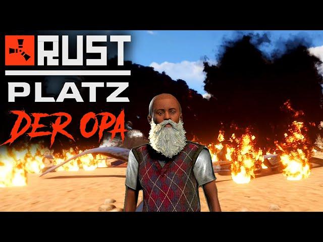 RUSTplatz [S2] #47 👴🏻 Die letzten Worte 💥 Roleplay Projekt [Deutsch]