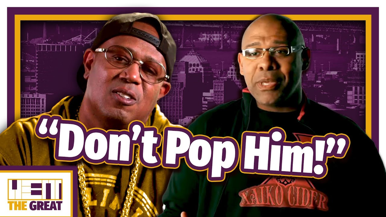 Jumped By 8 No Limit Soldiers | Master P Former Manager Tobin Costen
