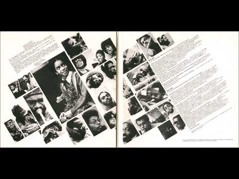 Archie Shepp ''Attica Blues/Invocation: Attica Blues''