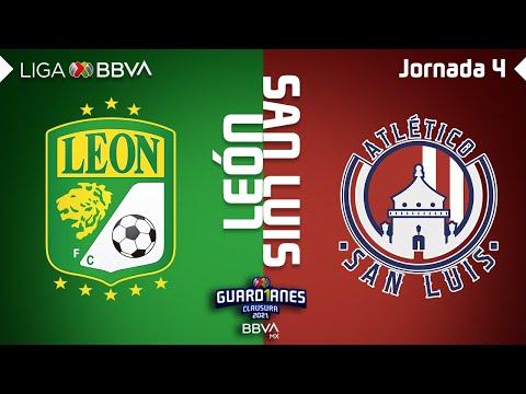 Club Leon San Luis Goals And Highlights