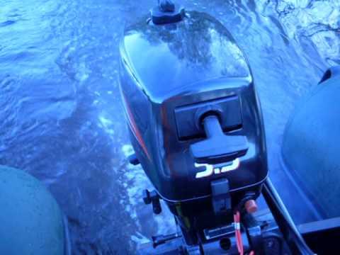 лодочный мотор хайди hidea hdf 5 hs