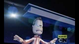 The Garfield Show - Wysoka waga, Nocny spacer Jona - The Garfield Show Po Polsku