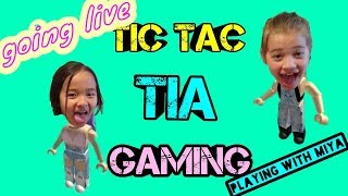 Roblox: Saturday Night Live. TicTacTia And TIcTacMiya along. Join us. Come play.