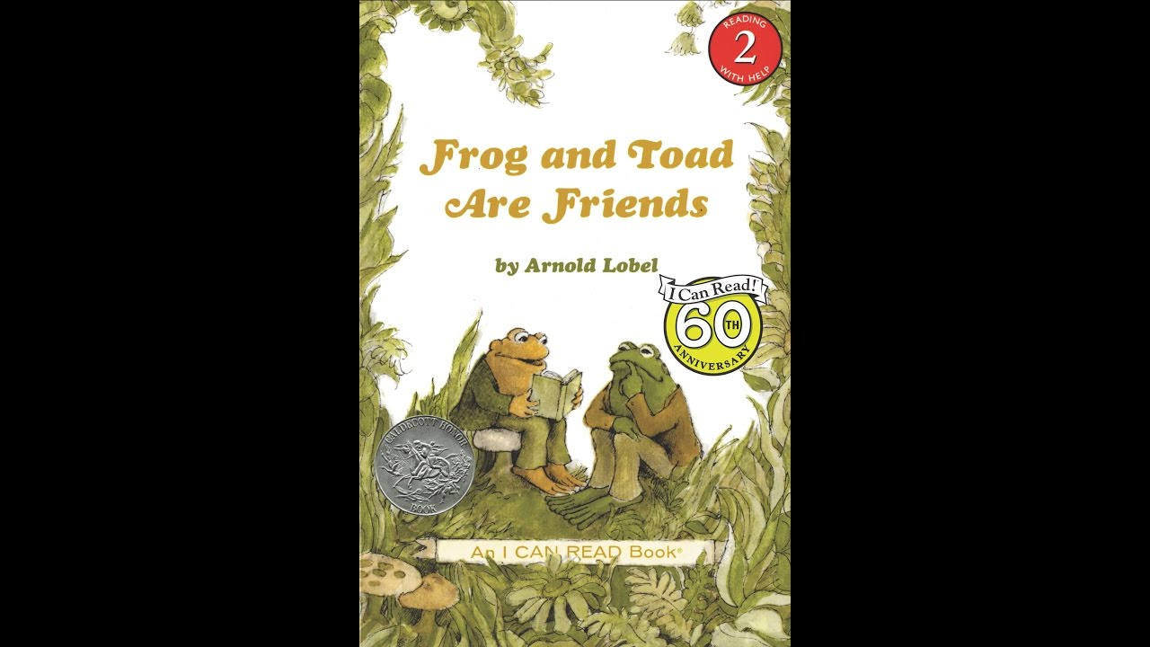 frog and toad are friends children s read aloud youtube