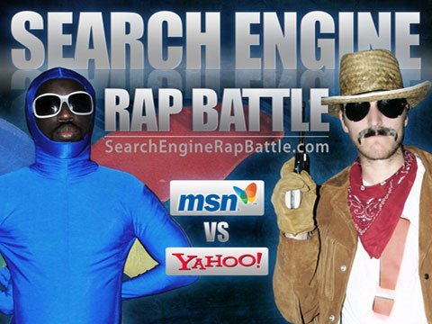 MSN vs YAHOO - Search Engine Rap Battle