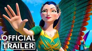 THE FAIRY PRINCESS & THE UNICORN Trailer (Animation, 2020)