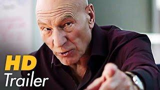 BLUNT TALK Season 1 TRAILER Walter Blunt (2015) Patrick Stewart Comedy Series