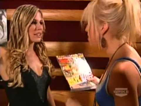 Crystal and Leticia Cline TNA Backstage Segment October 10, 2007