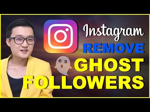 How To Detect Instagram Ghost Followers and Remove (2018)