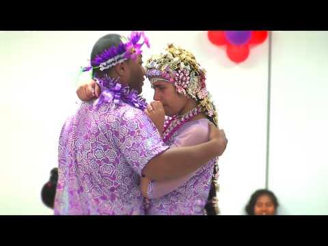 Kiribati - Angelica and Riannaba Engagement 2017