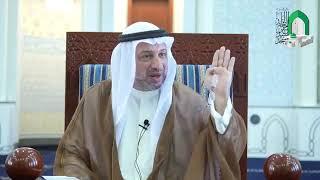 السيد مصطفى الزلزلة - إستحباب غسل الوجه ومقدمة الرأس بماء الورد في أول يوم من شهر رمضان