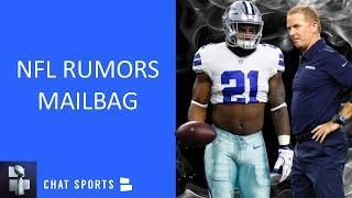 NFL Rumors Mailbag: Philip Rivers Future, Ezekiel Elliott, Fire Jason Garrett & Super Bowl 54?
