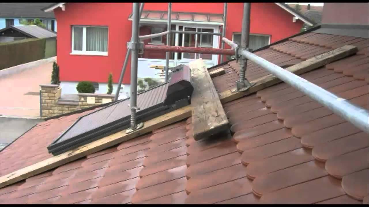Groupe Le Carré - Traitement des toitures - YouTube
