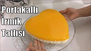 Portakallı İrmik Tatlısı Tarifi http://www.resimlinefisyemektarifleri.com/