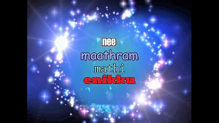 Nee Mathram Mathi by Kester With Lyrics Evergreen Malayalam Christian Devotional Song