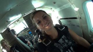 Skydive Dubai Marcela Kozlik