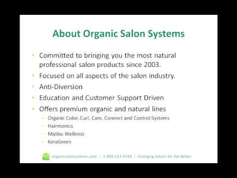 Part 01 Online Ordering with Organic Salon Systems