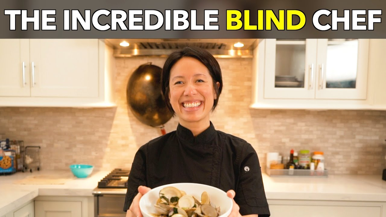 The Incredible Blind Chef