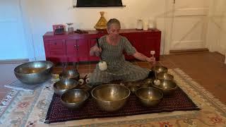 #3 concert - bols chantants tibétains par Verona